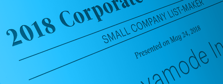 Nayamode named one of the Most Philanthropic companies in WA state